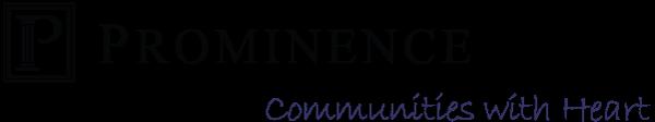 Prominence Development Retina Logo